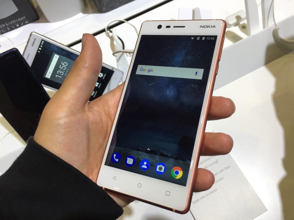 Первые впечатления от Nokia 3 и Nokia 5 # MWC17