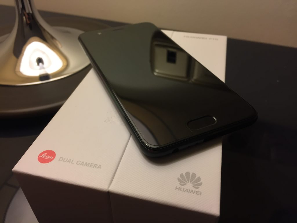 Первые впечатления Huawei P10 # MWC17