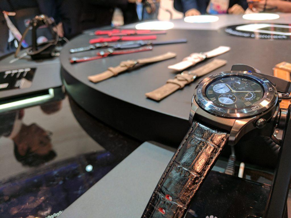 Первые впечатления Huawei Watch 2 # MWC17
