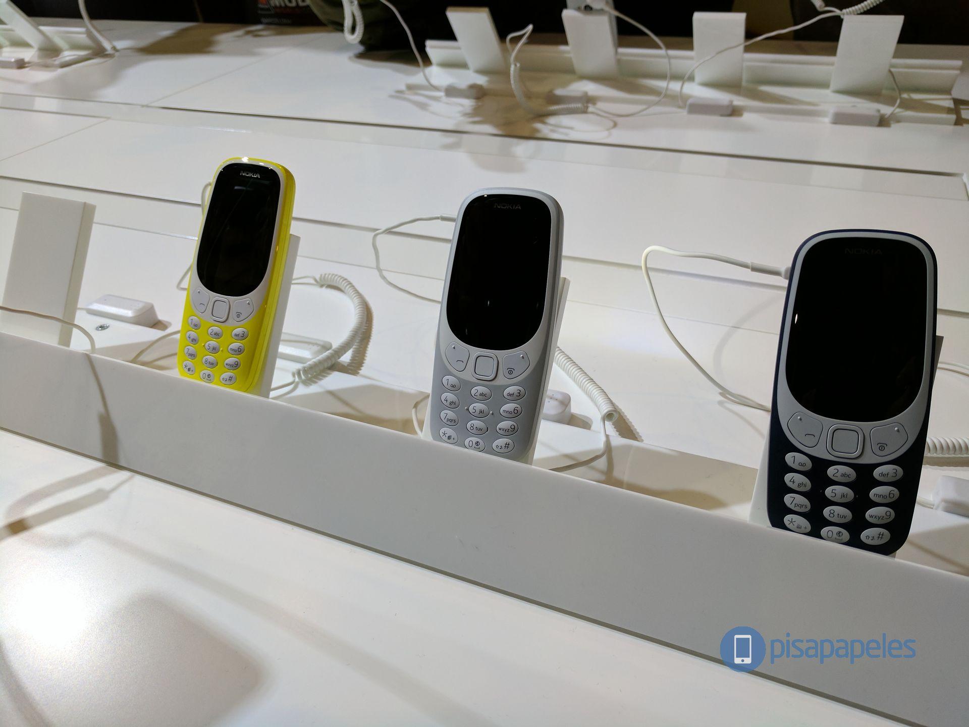 Первые впечатления Nokia 3310 # MWC17