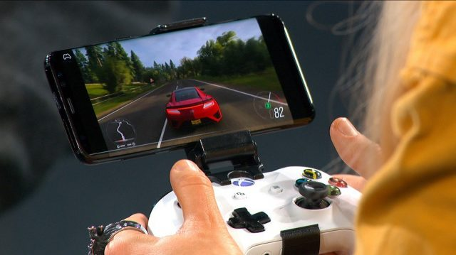 Microsoft Project xCloud mobile game streaming now going into testing