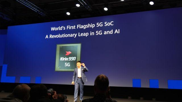 Представлен чипсет Huawei Kirin 990! Вот особенности