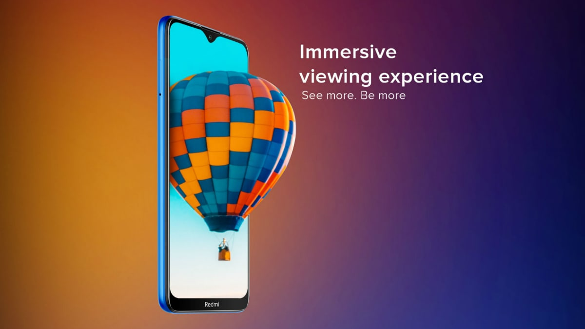 Redmi 8A Display Teased on Flipkart, Mi.com Gets Event Page Ahead of September 25 Launch