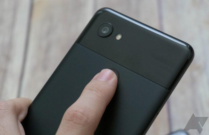 Прикосновение к сенсору отпечатка пальца больше не заставляет ваш дисплей бодрствовать на Android 10