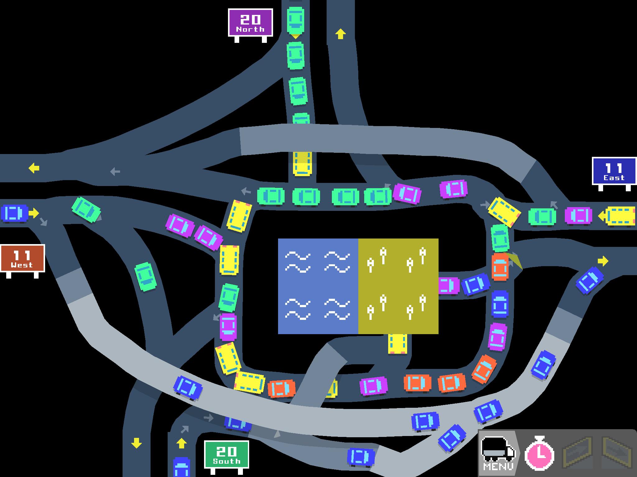 Приложение недели: обзор автострад