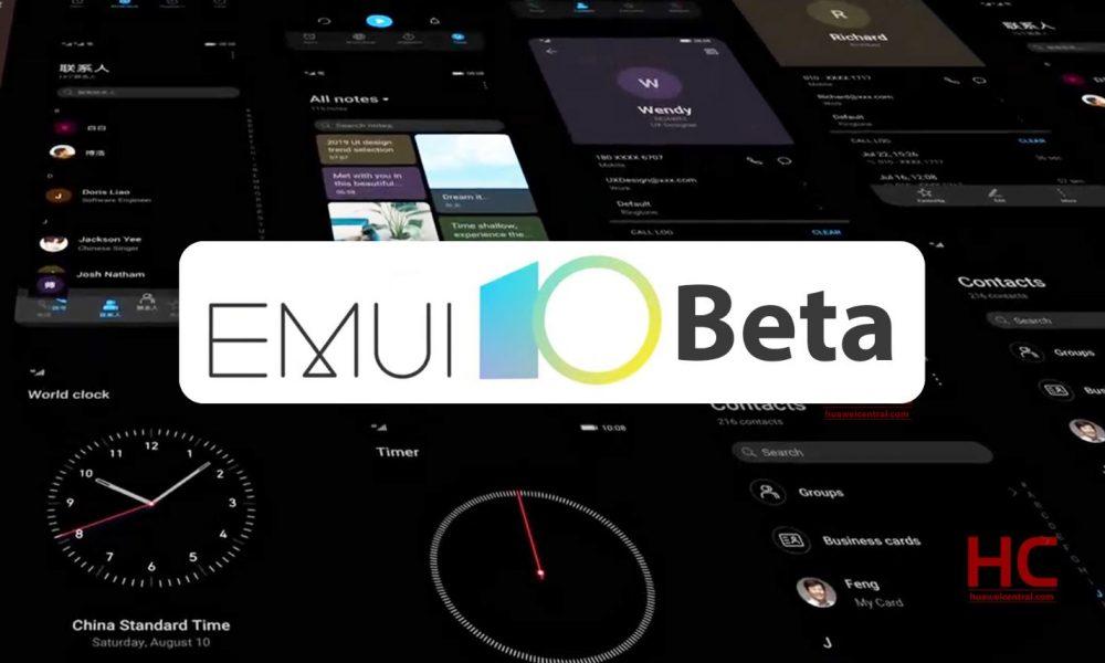 Прорыв: Huawei начала выпуск бета-версии EMUI 10 для серии Huawei Mate 20
