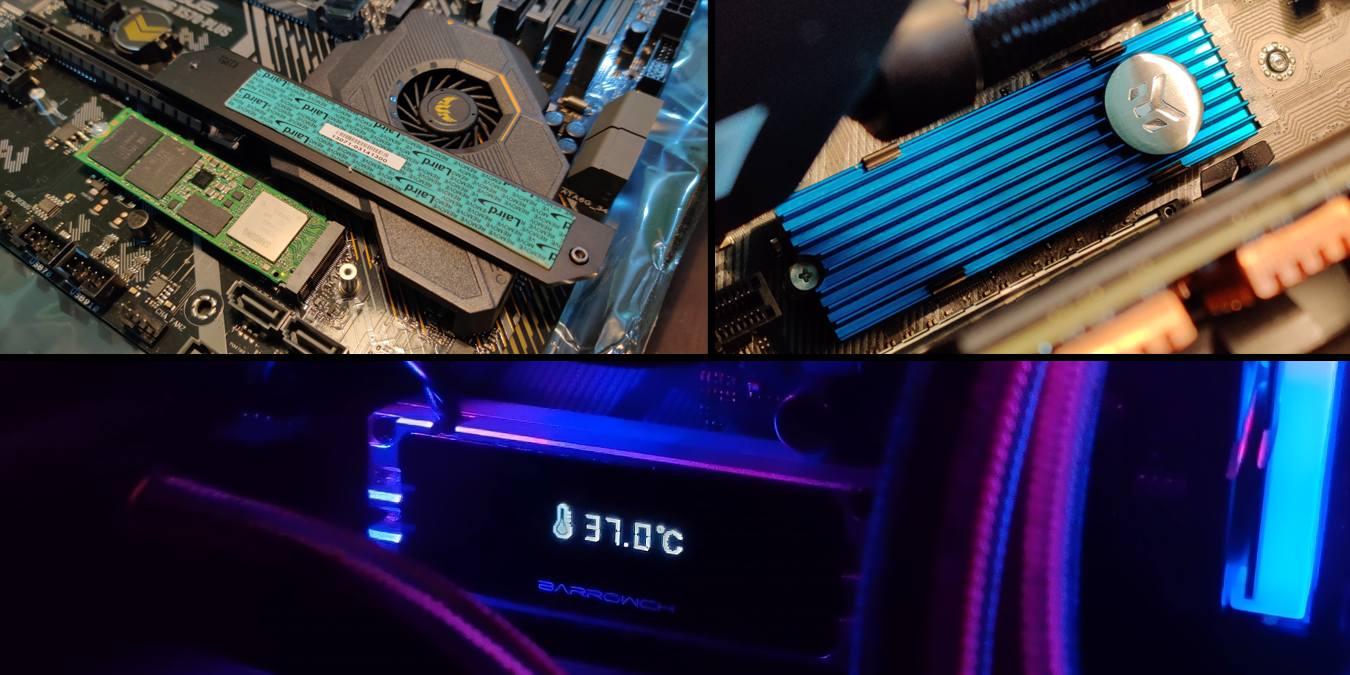 Протестировано: нужен ли вашему NVMe SSD радиатор?