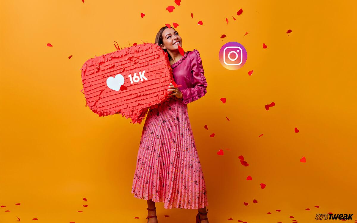 Пять простых способов и хитрости, чтобы получить бесплатно Instagram Нравится