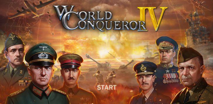 Разверните свои войска, ведите сражения и побеждайте своих врагов в World Conqueror 4, исторической стратегической игре Второй мировой войны. [Sponsored]