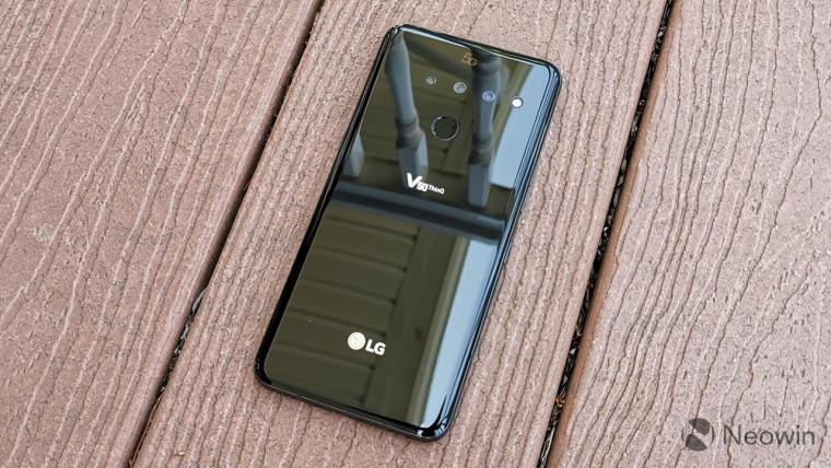 Распаковка LG V50 ThinQ и первые впечатления: 5G уже здесь 1