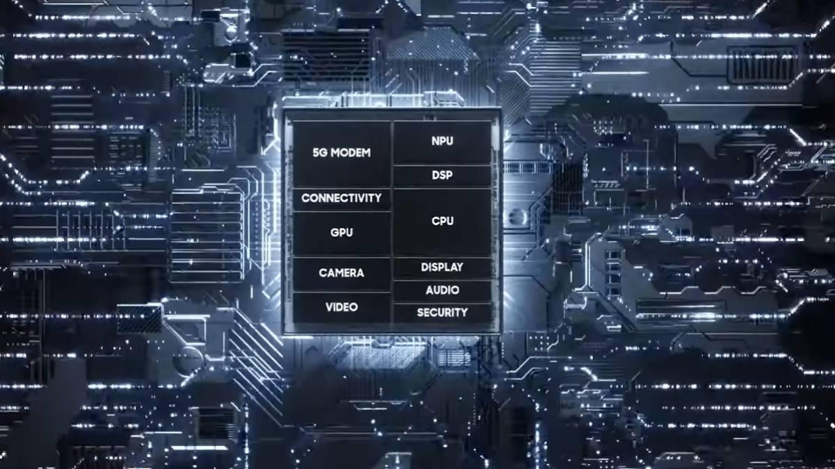 Следующий процессор Samsung будет иметь встроенный 5G
