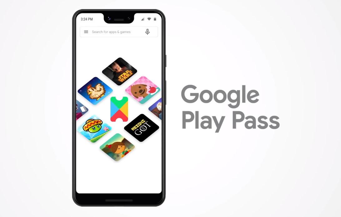 Служба подписки на Google Play Pass теперь официально: стоит 4,99 долларов США в месяц
