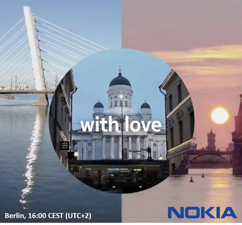 Смотрите мероприятие Nokia Mobile в Берлине в прямом эфире 1