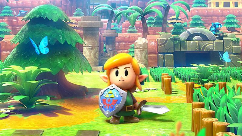 Смотрите новый игровой процесс для Animal Crossing, Link's Awakening и многого другого 1
