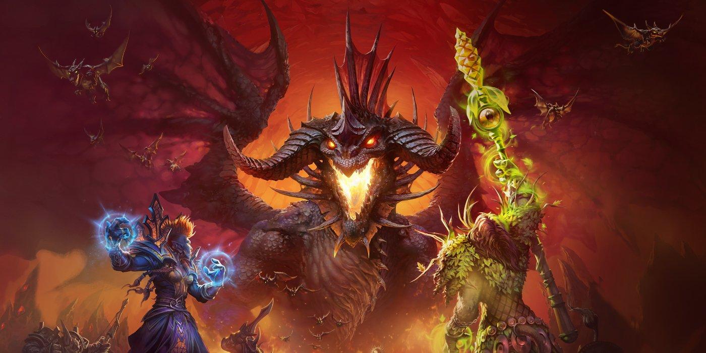 Спайк на World of Warcraft с выпуском WoW Classic
