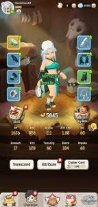 Ulala: Idle Adventure Shaman Skills