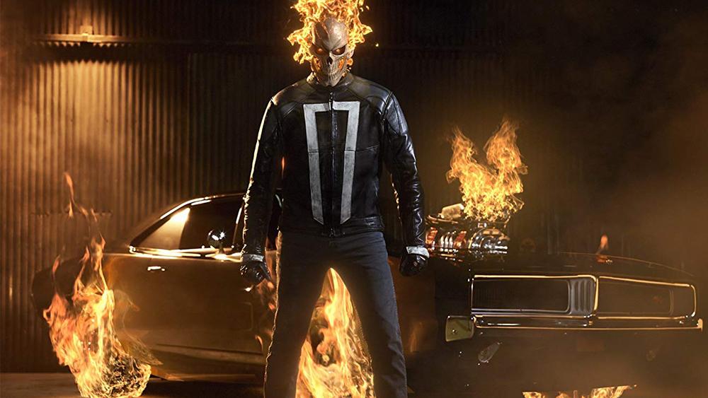 Хулу отказывается от своих планов на серию Ghost Rider