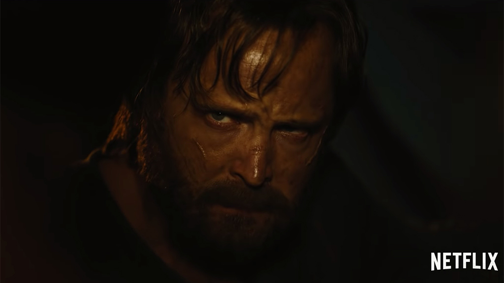 Эль Камино от Netflix: «Плохое кино» получает полный трейлер