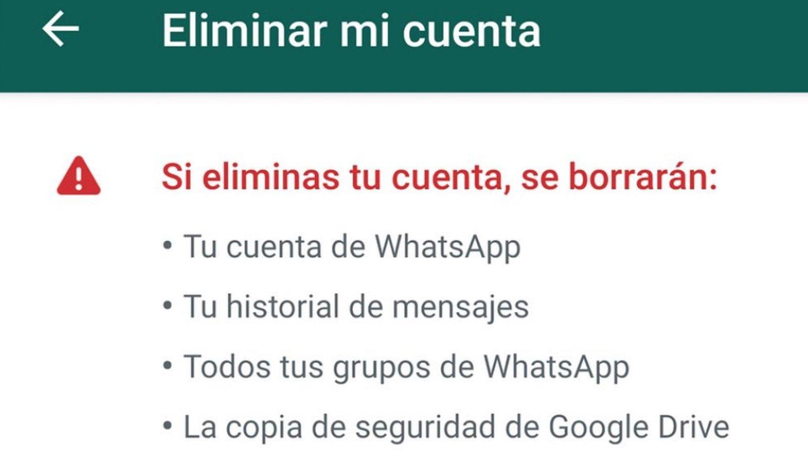 Это происходит с учетной записью WhatsApp, когда владелец умирает 1