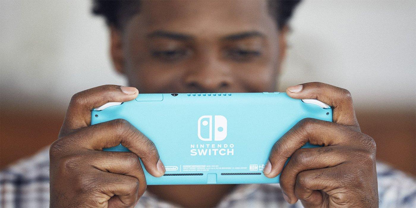 Это Nintendo Switch Lite лучший ручной когда-либо? | Game Rant