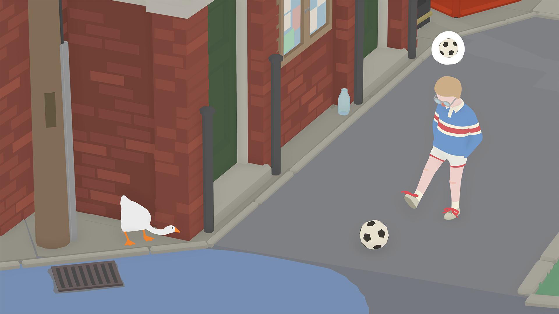 10 вещей, которые вы должны сделать в игре без названия Goose