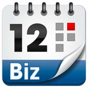 логотип бизнес-календаря