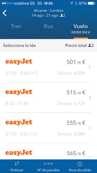 GoEuro, поезд, автобус и самолет в одном поиске с вашего iPhone 2