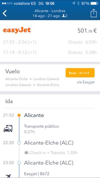 GoEuro, поезд, автобус и самолет в одном поиске с вашего iPhone 3