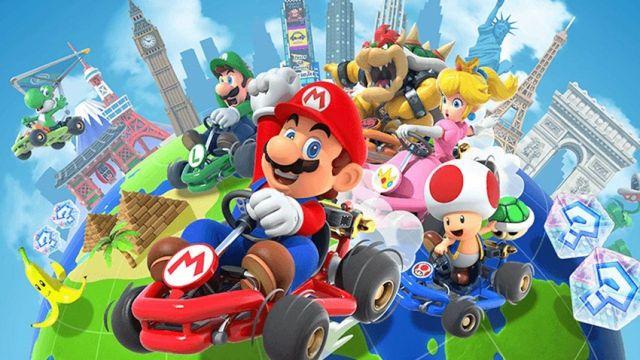 Релизы Mario Kart Tour 25 сентября для iOS и Android
