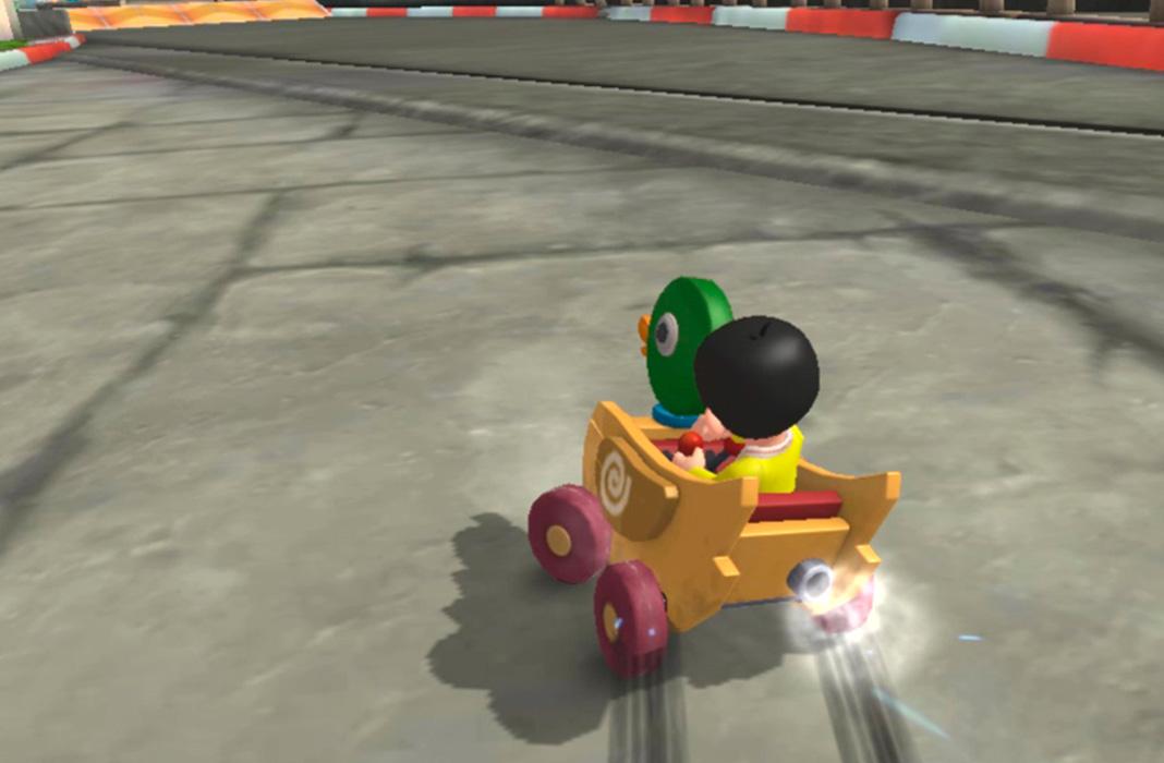 Doraemon: Dream Car похож на Mario Kart, но с персонажами из легендарной серии
