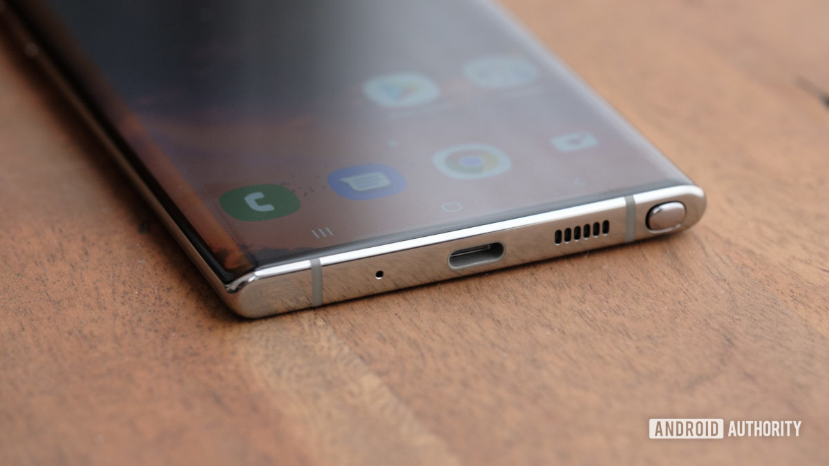 Samsung Galaxy Note  10 плюс