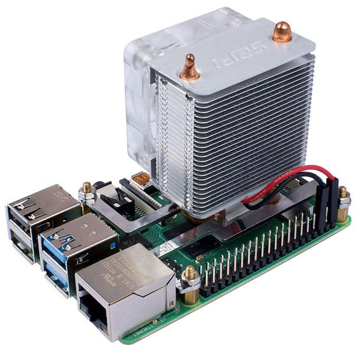 Blink Blink ICE Tower воздухоохладитель для Raspberry Pi 1