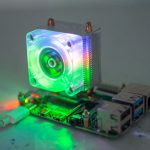 Blink Blink ICE Tower воздухоохладитель для Raspberry Pi
