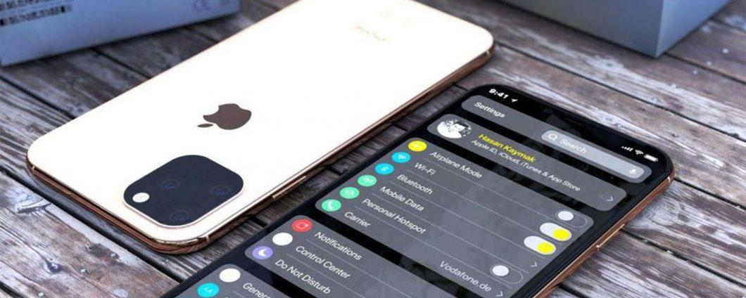 У iPhone 11 не будет сканера отпечатков пальцев, но он придет