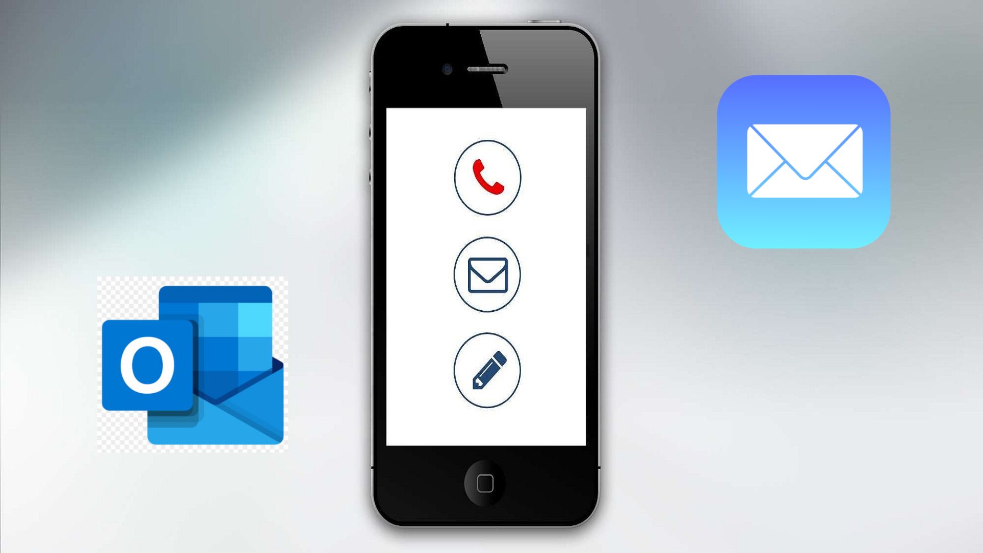Приложение Outlook против Apple Mail: что является лучшим почтовым приложением iOS