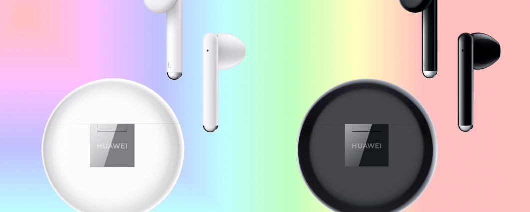 Free Buds 3: вот новый настоящий беспроводной от Huawei