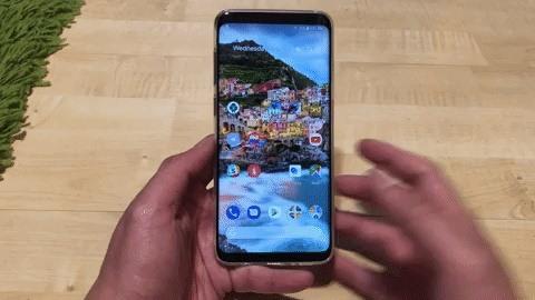 Получите многозадачность Android P-Style на свой Galaxy S8 или S9