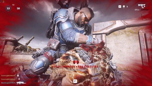 Gears 5 Сплит-экран Кооператив