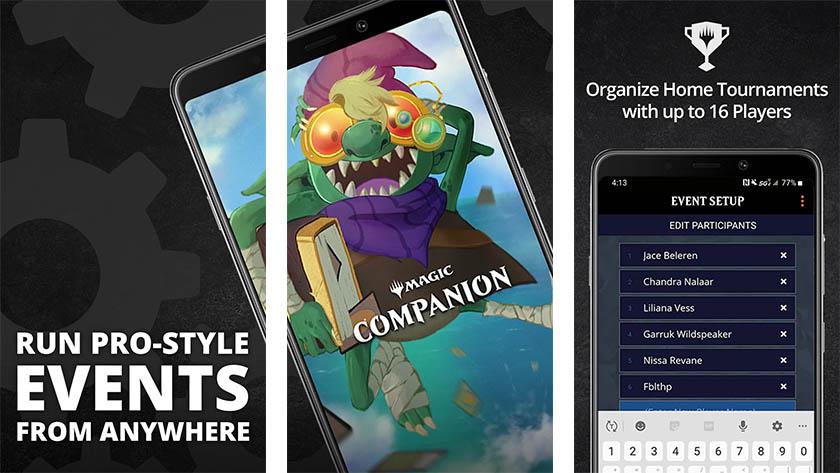 Magic The Gathering Companion - одно из лучших новых приложений для Android