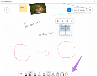 Microsoft Whiteboard Tips Tricks 14