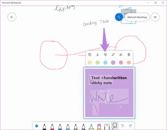 Microsoft Whiteboard Советы Советы 26