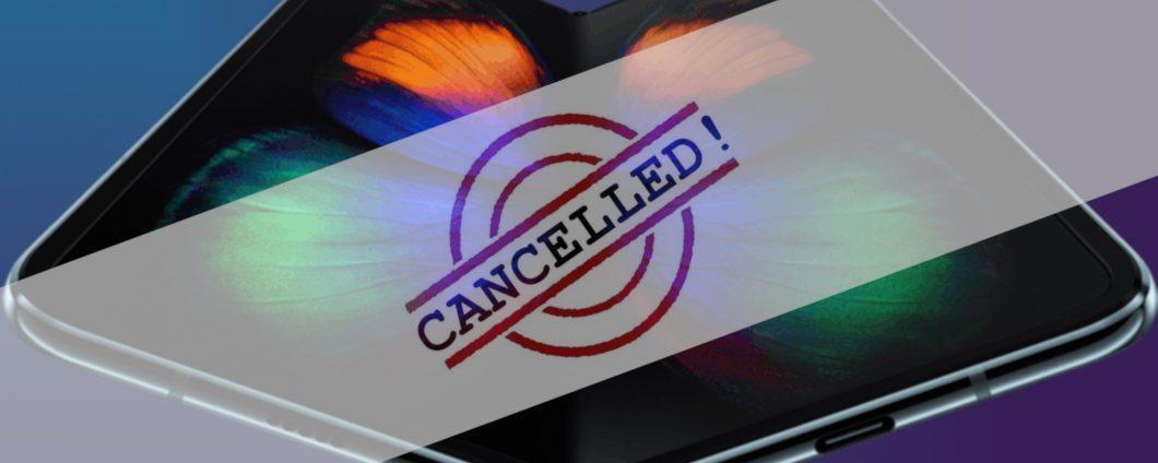 Galaxy Fold: отменены предзаказы в США (снова)