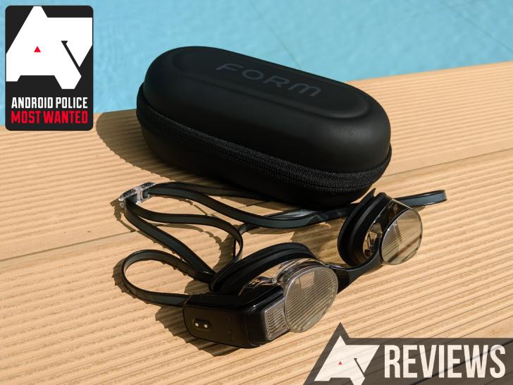 Форма обзора очков AR: Самый крутой и точный трекер для плавания