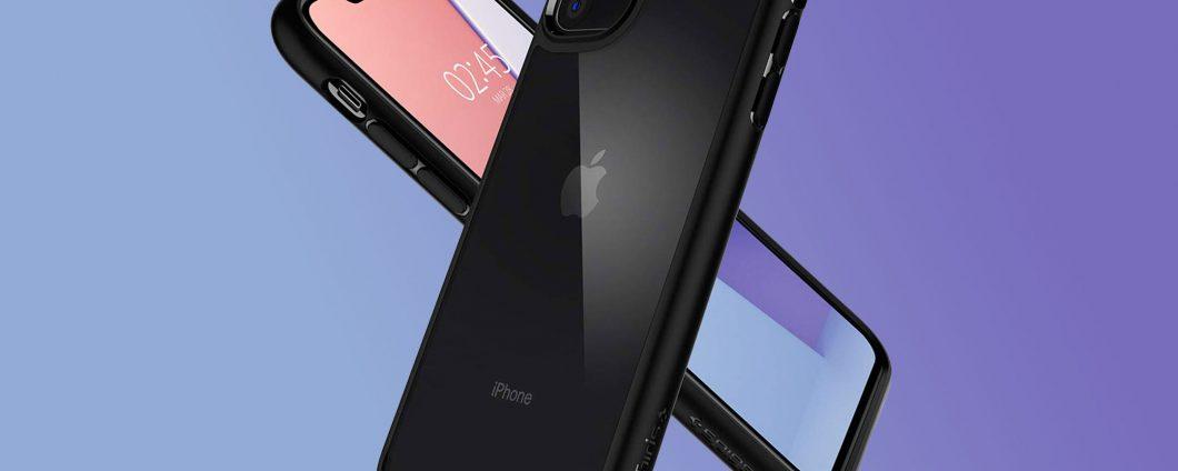 iPhone 11: чехлы и аксессуары уже включены Amazon Италия
