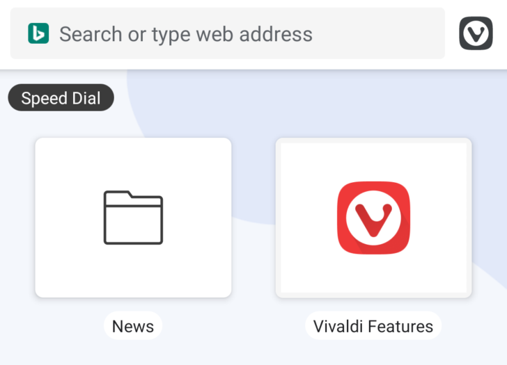 Браузер Vivaldi поставляется на Android с полностраничными скриншотами и оперным «быстрым набором»