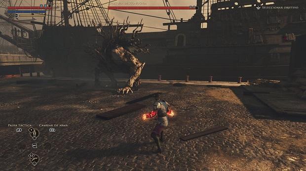 Обзор GreedFall - Xbox One 2