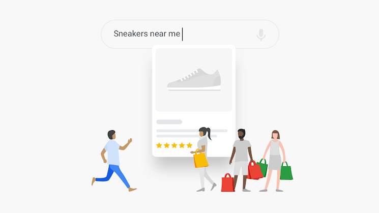 [Update: Next few weeks] Google Express теперь является Google Shopping, Feed и YouTube интеграция скоро