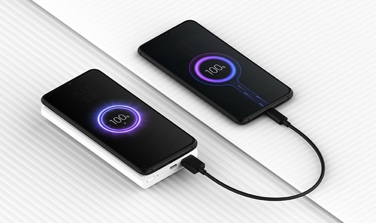 Xiaomi объявляет об облегченной версии своего Power Bank, оснащенного беспроводной зарядкой