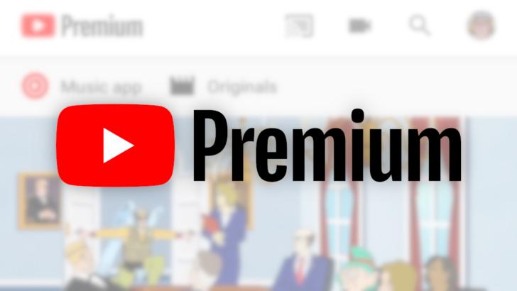 YouTube Запуск Premium и Music в 8 новых странах на Ближнем Востоке