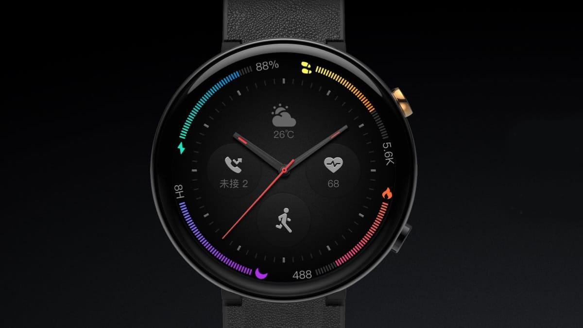 Теперь вы можете купить новый Amazfit Nexo: умные часы, предназначенные для самых спортивных